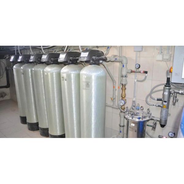 Установка системы водоподготовки на вино-водочный завод в Южной Осетии