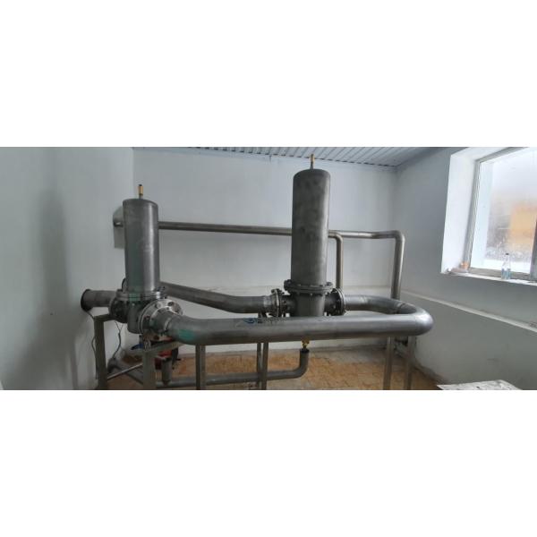 Организация ООО «Хлебзавод» заказала систему очистки для осветления воды