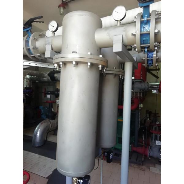 Очистка воды для производственных нужд