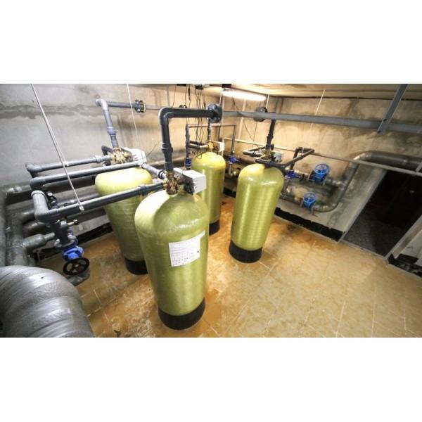 Установка системы для обезжелезивания и осветления воды на предприятие «Русское Молоко».